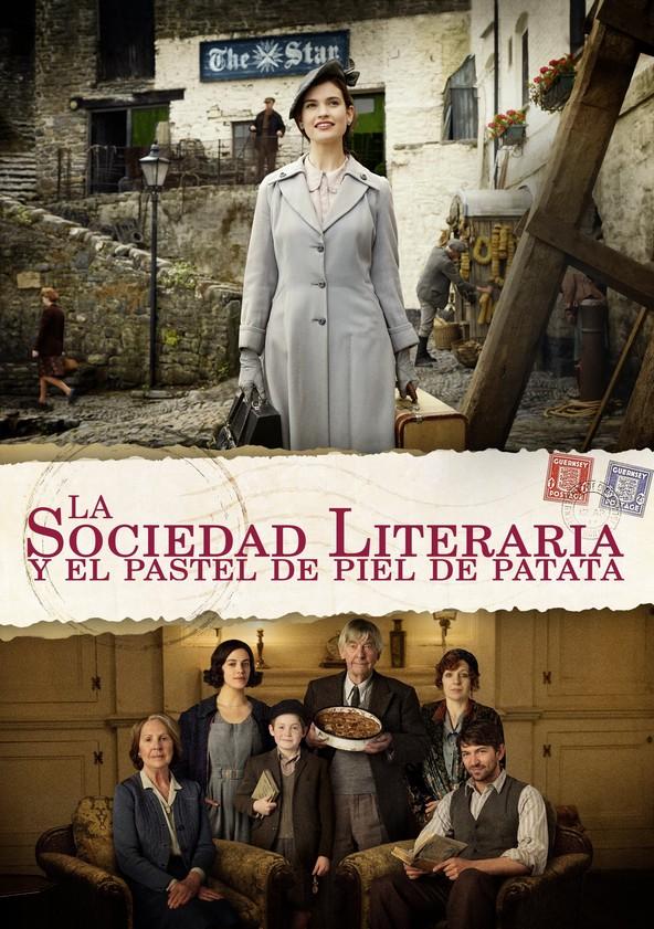 dónde ver película La sociedad literaria y el pastel de piel de patata
