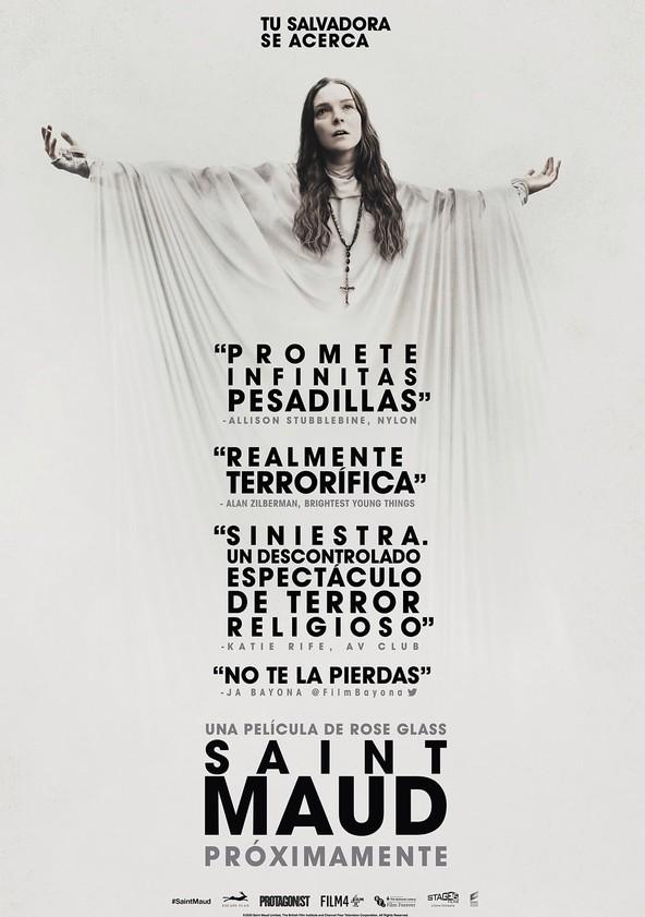 dónde ver película Saint Maud